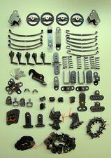 Märklin-Metallbaukasten - 259 Schwarze Teile
