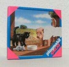Playmobil special Hund / Katze / Maus 4563 von 2002 Neu & OVP Bauernhof Tiere