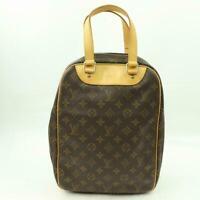 Louis Vuitton Monogram Sac Excursion Travel and Shoe Carrier 870438