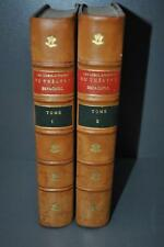 Clément ROCHEL - Les Chefs-d'Oeuvre du Théâtre Espagnol - 2 volumes
