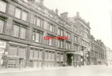 PHOTO  1977 LIVERPOOL EXCHANGE RAILWAY STATION THE STREET FRONTAGE OF THE LANCAS