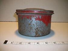 Vintage Original Protectoseal Galvanized Parts Washing Can 223A FM