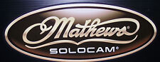 "Mathews decal 70777 8"" x 3"""