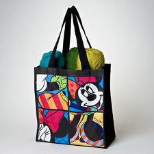 ROMERO BRITTO MINNIE MOUSE HAND TOTE BAG DISNEY