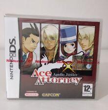 Ace Attorney: Apollo Justice  (Nintendo DS-DSi) ITALIANO NUOVO SIGILLATO RARO