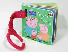Peppa Pig: Peppa's Family Buggy Book, Ladybird   Board book Book   Acceptable  