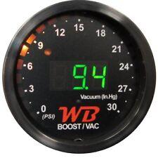 APSX B2 Digital Boost Display Gauge (Green)