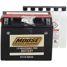 Moose Racing - MTX12-BS - AGM Maintenance-Free Battery Suzuki,Eton,Kymco,Honda,P