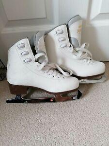 Graf bolero ice skates size 2 (35)