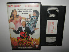 Comedy Adventure VHS Films 15 Certificate