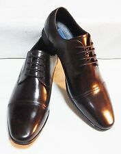 KENNETH COLE  OXFORD MEN' SHOES ( BROWN NEW WITH BOX) SIZE 8.M  #2393