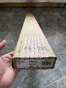 Starrett Draftsmen's Straight Edge #386-48 Brand New Sealed Box 48 Inches