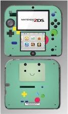Placas frontales y etiquetas de Nintendo DS para consolas y videojuegos Mando