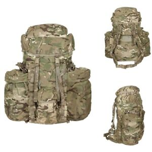 Original Brit. Rucksack INF Long MTP Armeerucksack Einsatzrucksack Backpack