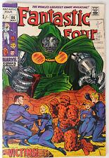 Fantastic Four #86 Silver Age Marvel Comics VG/F