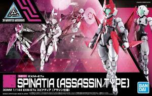 Bandai Spirits 30 Minute Missions 30MM Spinatia Assassin Type 1/144 Model Kit