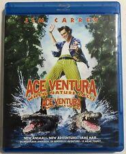 Ace Ventura When Nature Calls (Bluray, 2013, Rare OOP) Canadian
