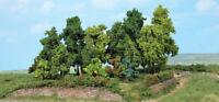 Heki 1996 N Laubwald 18 Büsche und Bäume 1-11 cm   Neuheit 2017 OVP /
