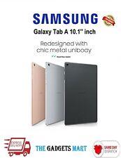 "SAMSUNG Galaxy Tab A 8'' & 10.1"" Tablet 32 GB, Black/Silver Android WiFi+4G"