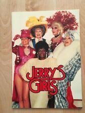 More details for jerry's girls australian production theatre brochure/programme