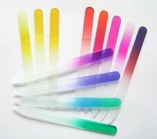 Lima de Cristal de uso profesional, Desinfectables, uñas, nails art, gel,