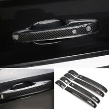 Jeep Grand Cherokee 2011-2018 8PCS ABS Black Door Handle Trim Kit Cover