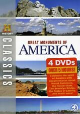 Great Monuments of America [New DVD] Amaray Case, O-Card Packaging