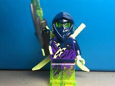 LEGO Ninjago Ninja Hackler Ghost Warrior Minifigure NEW 2015 70734 Authentic
