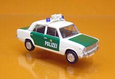 Busch 50104 Lada 1200 Shiguli 2101 Polizei Berlin ex Volkspolizei Scale 1 87 NEU