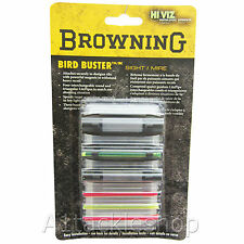 Browning Magnetic Hi Viz BirdBuster Shotgun Sight Bead for Game & Clay Pigeon