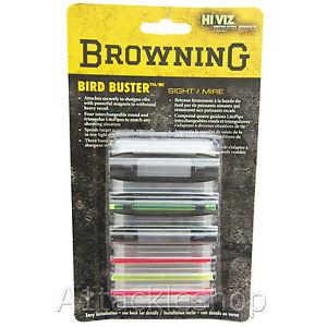 Browning Magnetic Hi Viz BirdBuster Shotgun Sight Bead for Game & Clay Pigeon