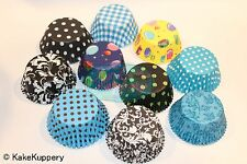 POLKA DOT BAKING CUPCAKE LINERS *CHOOSE YOUR STYLE* #24
