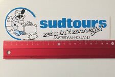Aufkleber/Sticker: Sudtours - Zet U In't Zonnetje - Amsterdam Holland(120616132)