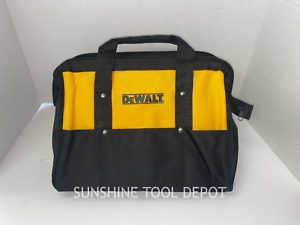 "DeWalt 16"" x 10"" x 9"" Nylon Contractor Tool Bag"