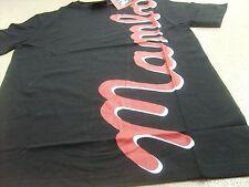 Mambo Men's Mambo Script 100% Cotton T-Shirt, Size: S