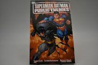 Superman Batman Public Enemies and Supergirl BOOK