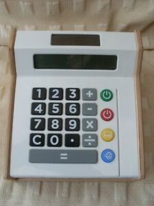 Ikea Toy Cash Register With Toy Money,  Solar Powered