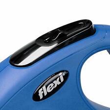 Flexi Classic Laisse avec Cordon pour Chien Bleu 8
