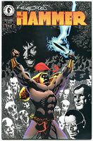 The HAMMER #1 2 3 4, VF/NM, Kelley Jones, 1997, more Dark Horse in store