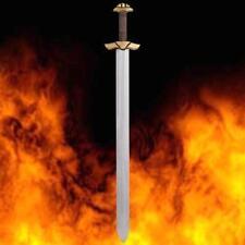 "MEDIEVAL NORSEMAN 37-1/2"" Long 14 oz VIKING Raider LATEX SWORD LARP SCA New"