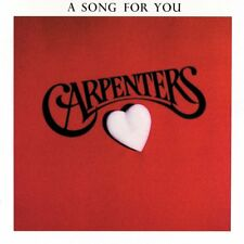 A Song For You (LP) - The Carpenters (180g Vinyl, Remastered)