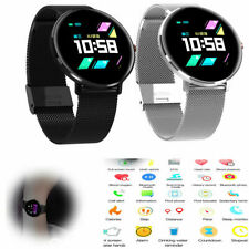 Smart Watch Bracelet Wristband Fitness Heart Rate Monitor for iPhone Android