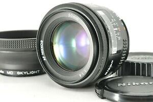 """"""" Near Mint """" Nikon Nikkor AF 50mm F1.4 Standard MF Prime Lens Tested from JAPAN"""
