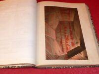 CESAR DALY / REVUE GENERALE ARCHITECTURE Relié XX - 23e année 1862