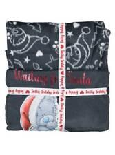 Ladies Me To You/TATTY TEDDY 'Waiting For Santa' Xmas Fleece Pyjama Set Size 6
