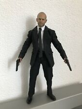 The Transporter 1/6 custom figure. Jason Statham. Not Hot Toys, Sideshow