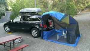 toyota hiace NEW tailgate tent suit Kia vw Torana. Caravan camping fishing