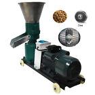 INTSUPERMAI 220V 2mm Feed Pellet Mill Machine for Chicken Bird etc. High Output