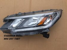 15-16-17 HONDA CR-V HALOGEN NON PROJECTOR W/O LED HEADLIGHT LEFT DRIVER OE Facto