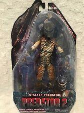 Predators 2 Series 5 Stalker Predator 7in Action Figure NECA NEW